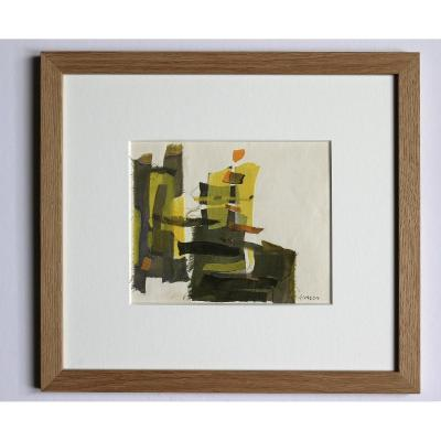 Shanon Anna : Oeuvre Collage Tissu