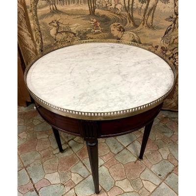 Table Bouillotte, 19ième