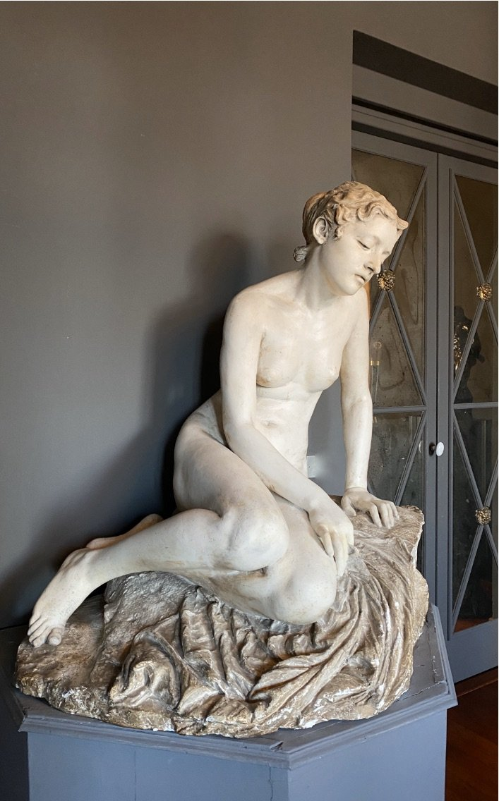 Grande Sculpture Néoclassique , Circa 1820