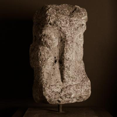 Ancient And Important Sculpture .. Art Brut ?