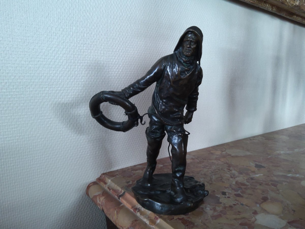 "Bronze ""the Sailor"" By Kossowki"
