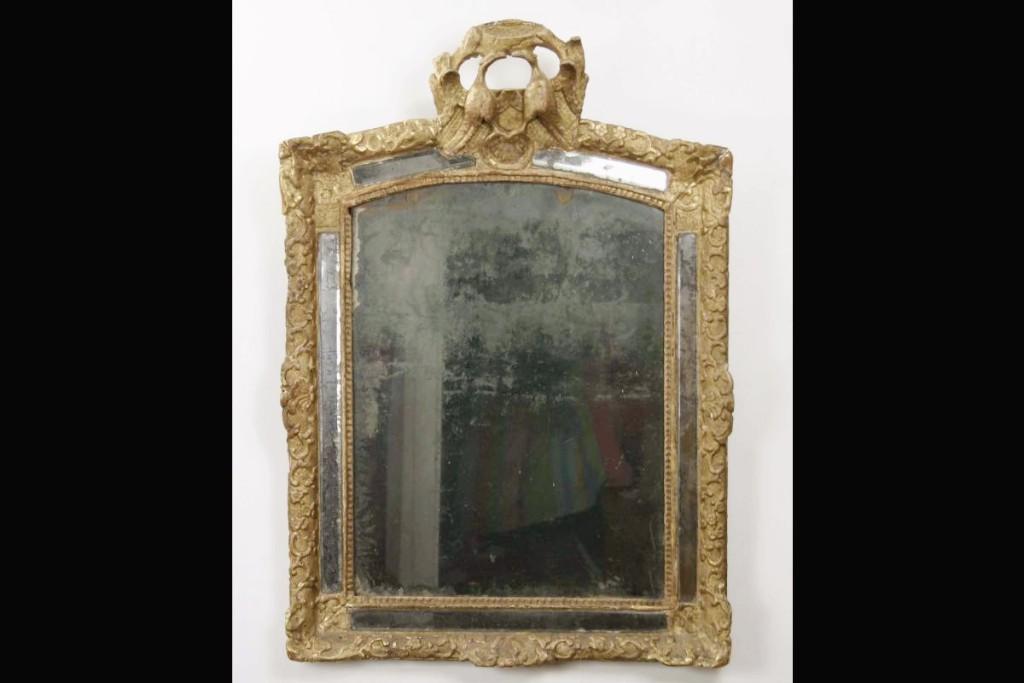 Miroir Régence Début XVIIIème Siècle