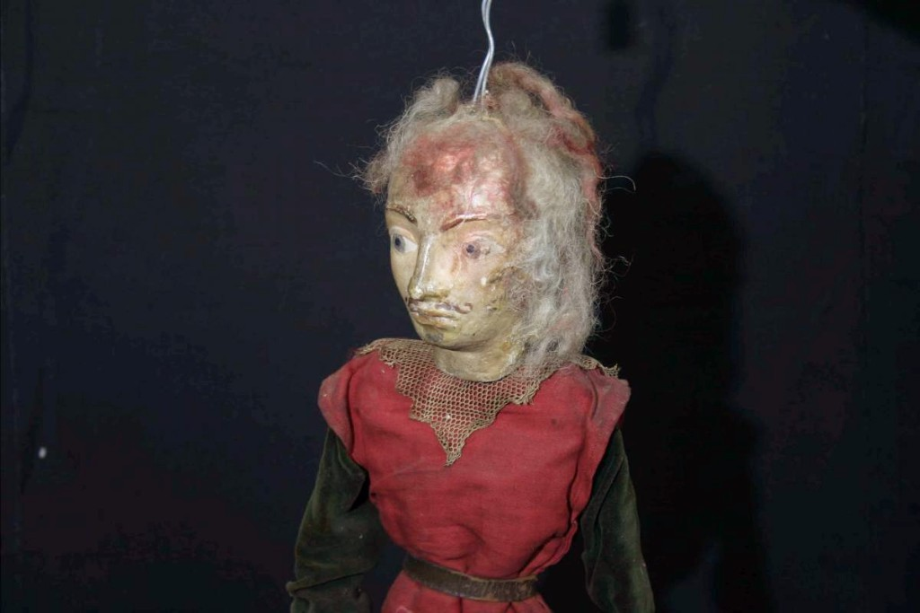 Marionnette En Bois Du XVIIIème Siècle