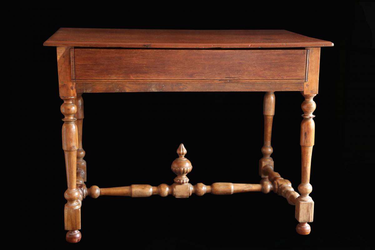 Table In Gaïac, XIXth