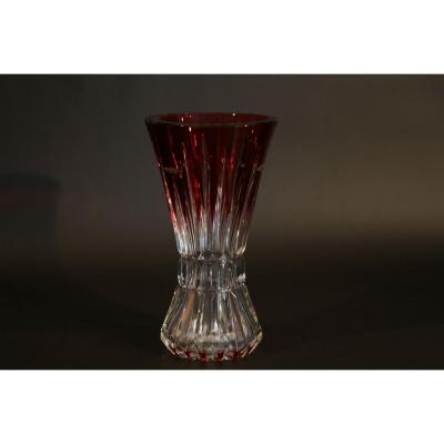 Vase, Val Saint Lambert, Belgium