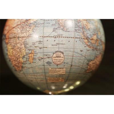 Globe Usa, Aluminium, 1921