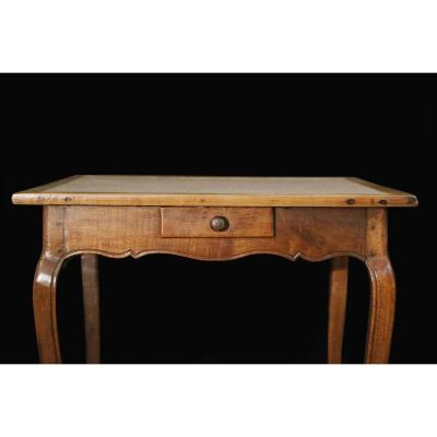 Game Table, Walnut, Louis XV