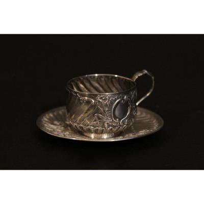 Small Silver Cup, Minerva 54 G