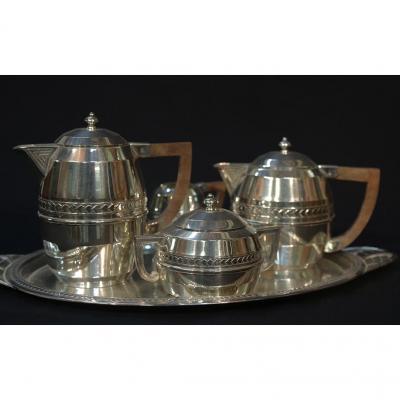 Art Deco Coffee / Tea Service