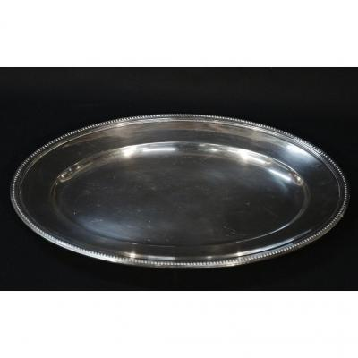 Christofle Silver Metal Tray