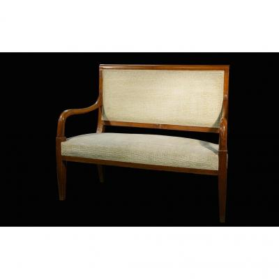 Directoire Bench, Late 18th Century