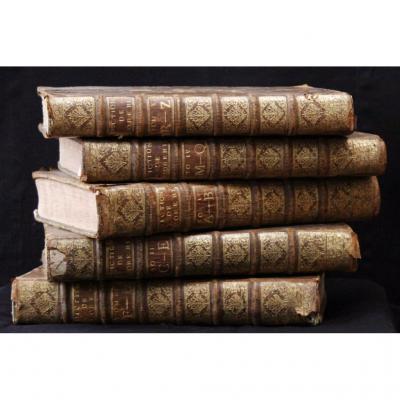 Dictionnaires Historiques 1712, Louis Moreri