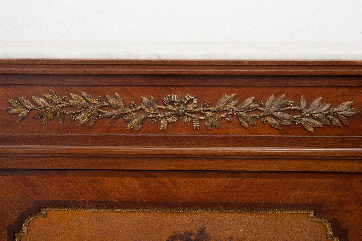 Beautiful Mahogany Sideboard -photo-2