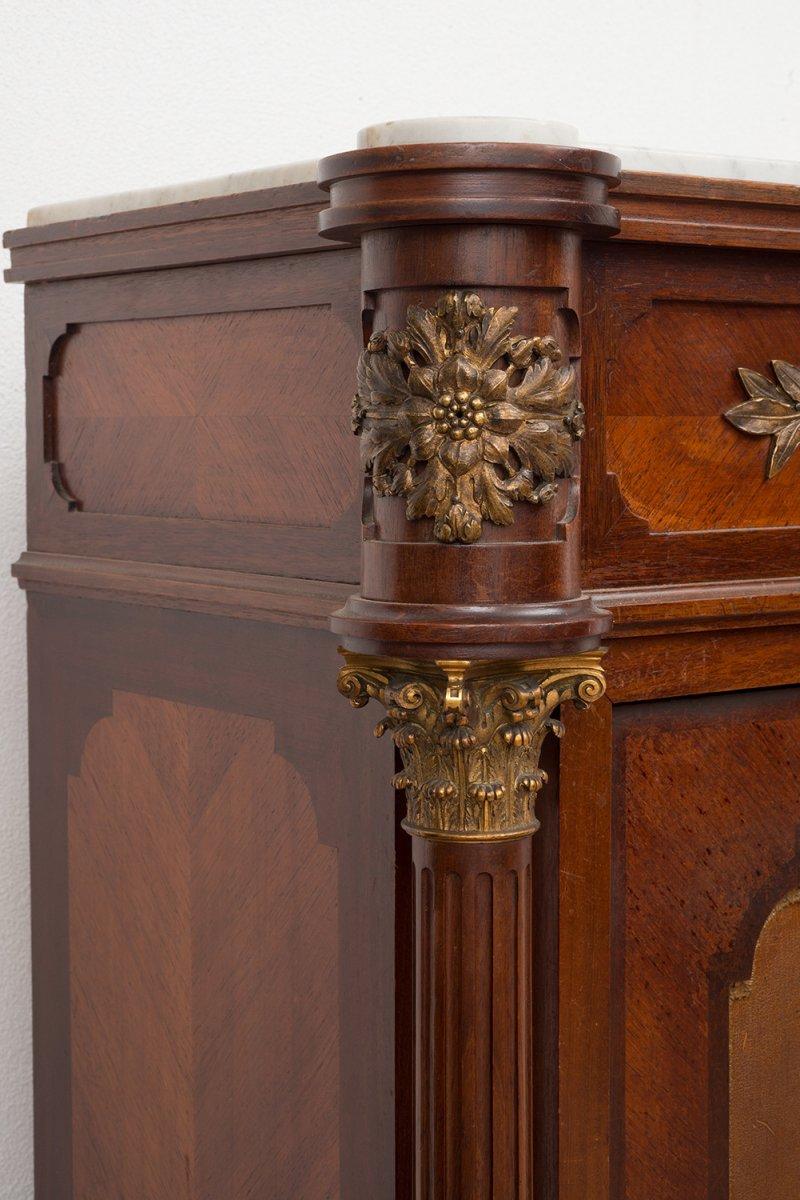 Beautiful Mahogany Sideboard -photo-3