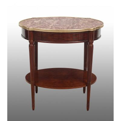 Small Old French Table Napoleon III XIX Century