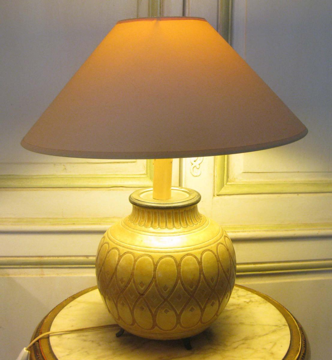 Lamp Gres (fachard)