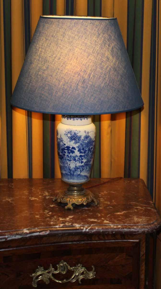 Lampe Fin 19ème Début 20ème