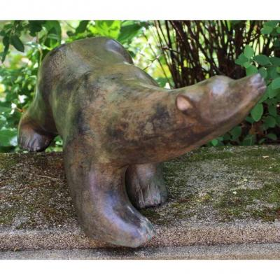 Sculpture Contemporaine Pierre Chenet