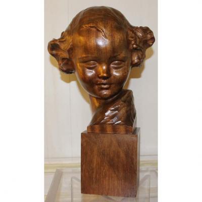 Sculpture Enfant  Amedeo GENNARELLI