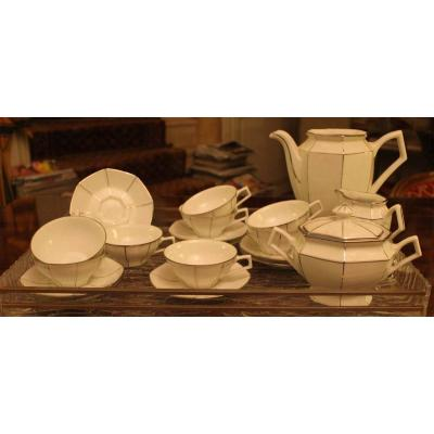 Art Deco Coffee Or Tea Service