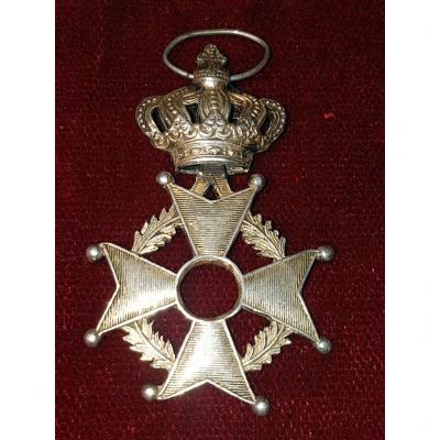 """"""" Médaille en Argent """" XIXe Siècle"""