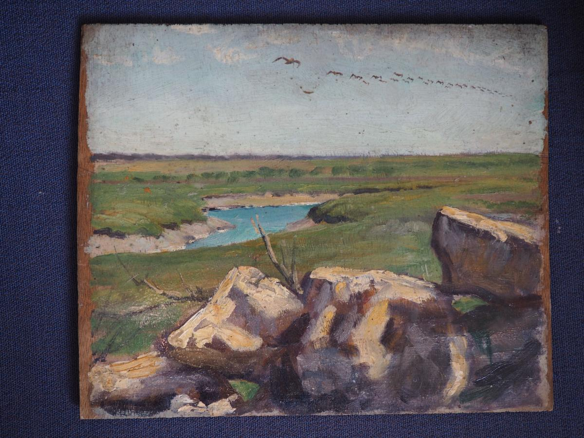 Andrieux Alfred (1879-1945),   Titré: