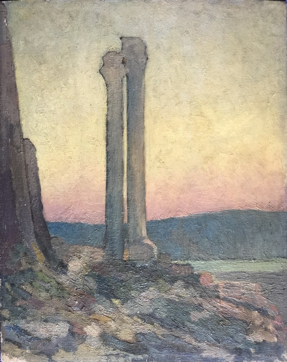 Maurice Bardier , Syrie