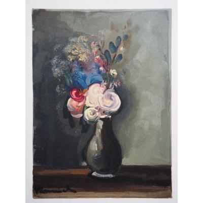 Vlaminck, The Roses.