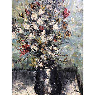 Gouttin (1922-1987), Flowers