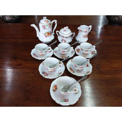 Complete Doll Coffee Service