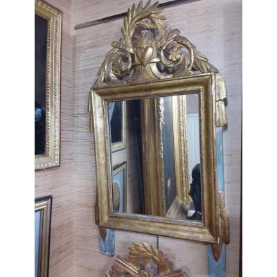 Louis XVI Style Mirror XIXth
