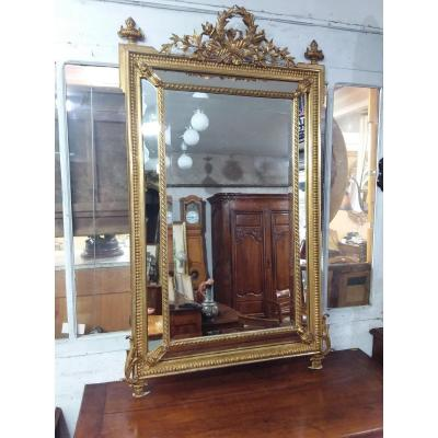 Miroir à Parcloses Napoléon III