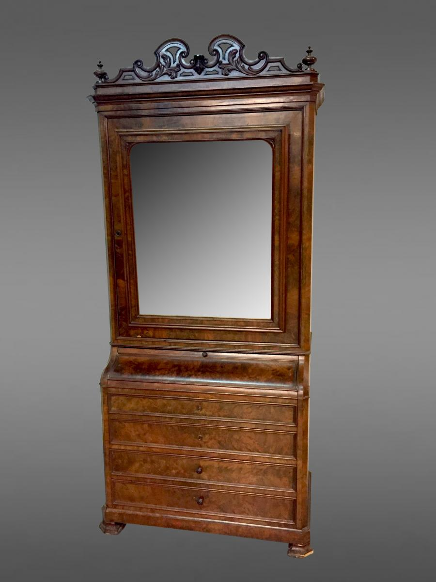 Commode Toilette Napoléon III