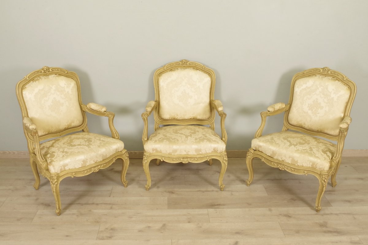 Louis XV Style Chairs