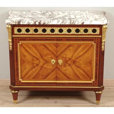 Napoleon III Commode Signed Mercier