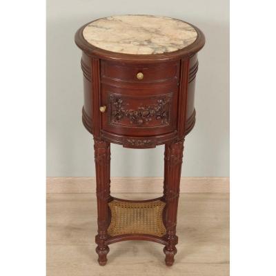 Table De Chevet Style Louis XVI