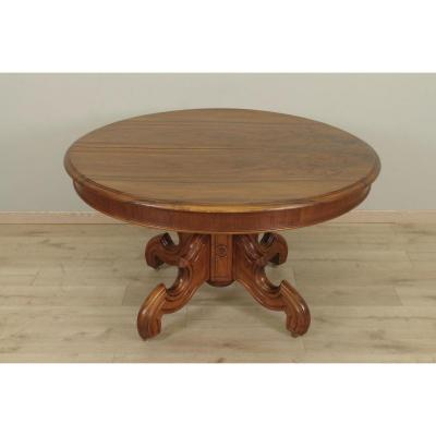 Pedestal Dining Table Napoleon III