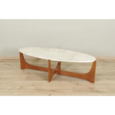 1960 Design Coffee Table