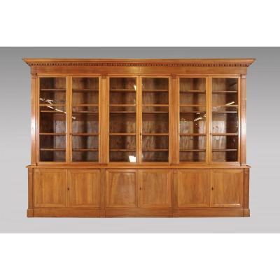 Bibliothèque époque Empire