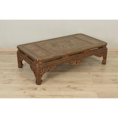 Chine : Table Basse En Laque
