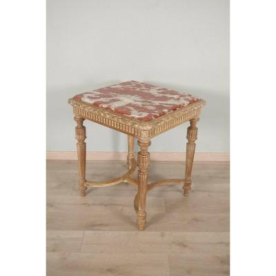 Louis XVI Style Pedestal Table