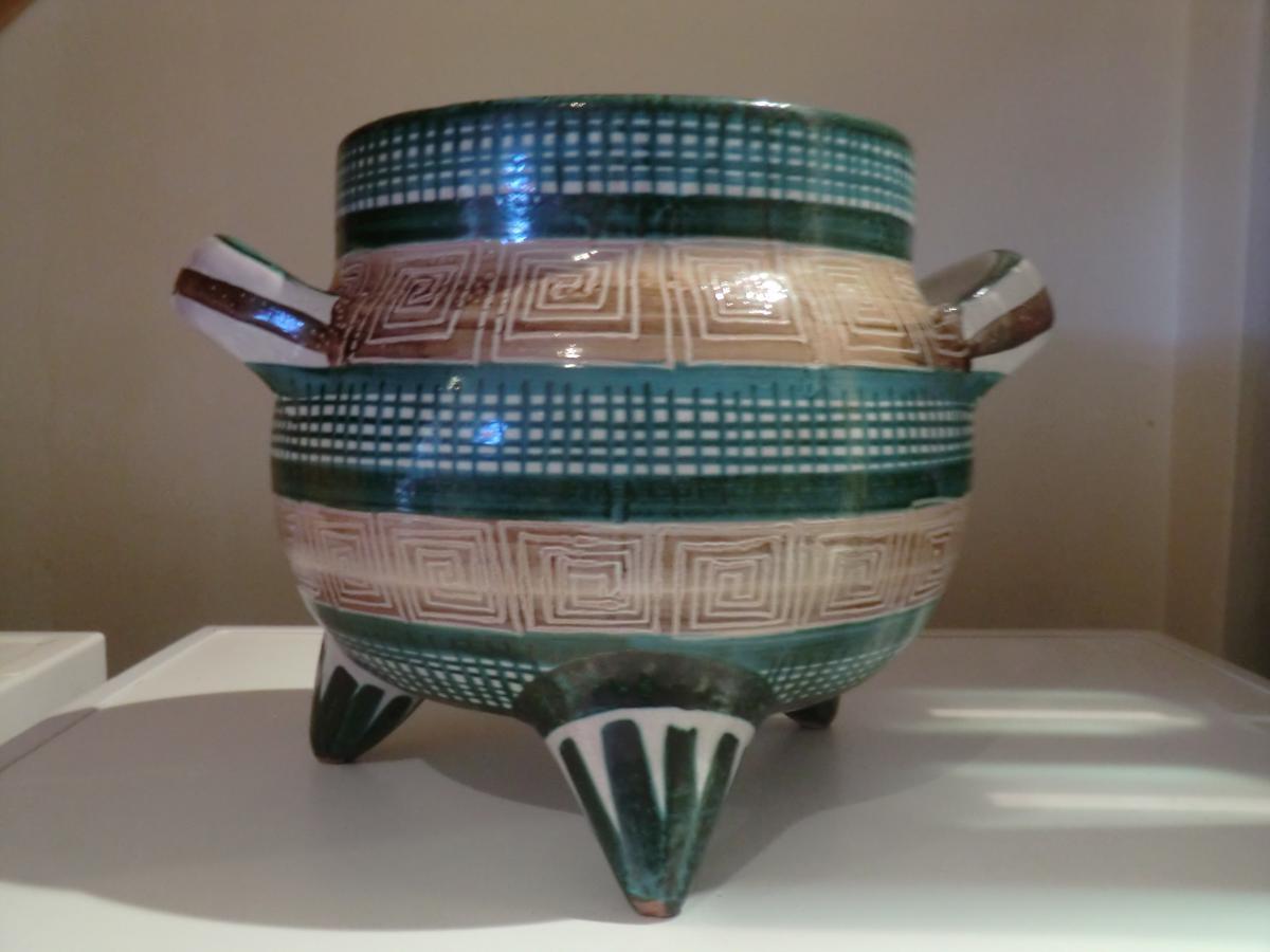 Robert Picault Grand Vase Tripode