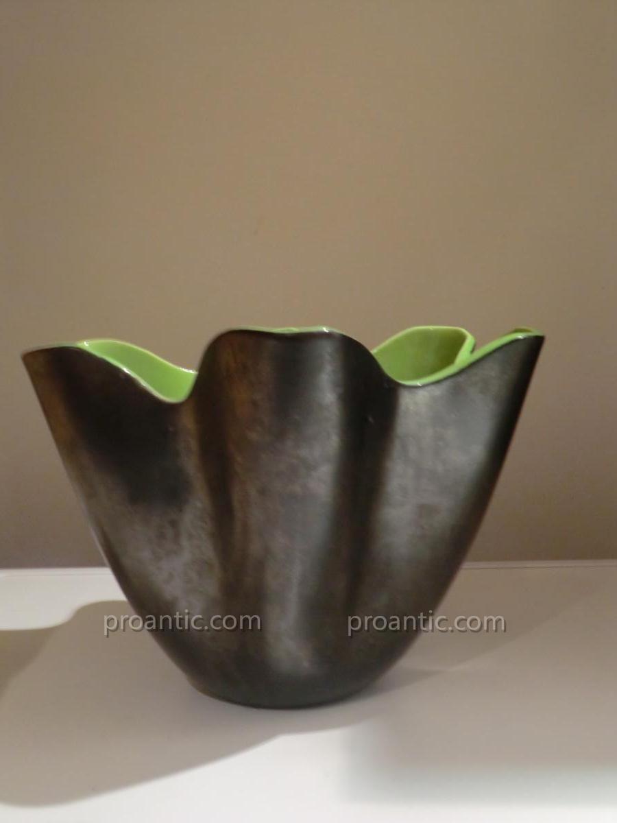 Grand Vase Corolle Elchinger