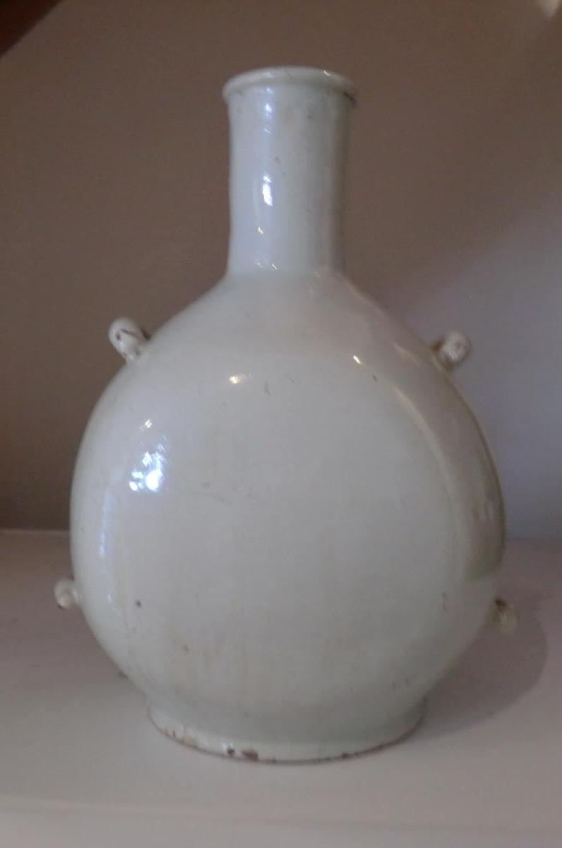 Gourd In Faience Of Nevers Period 17th-photo-3