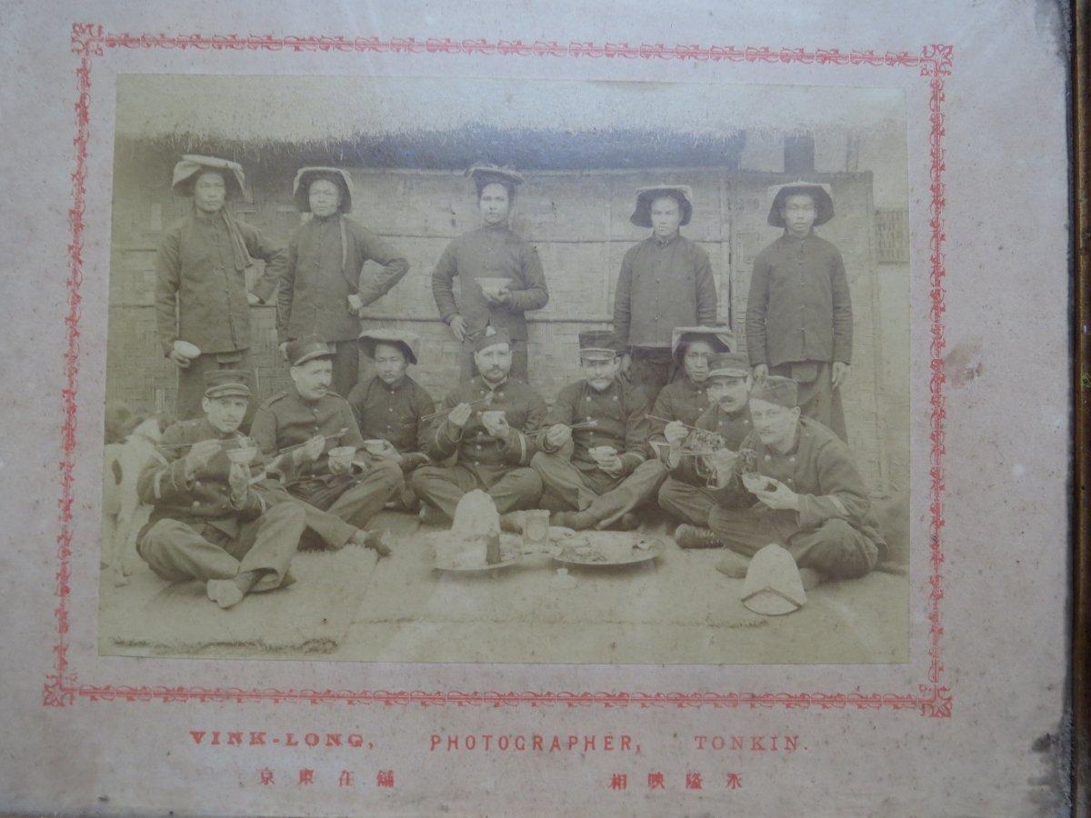 Vink Long Photographer Tonkin Indochina Vietnam