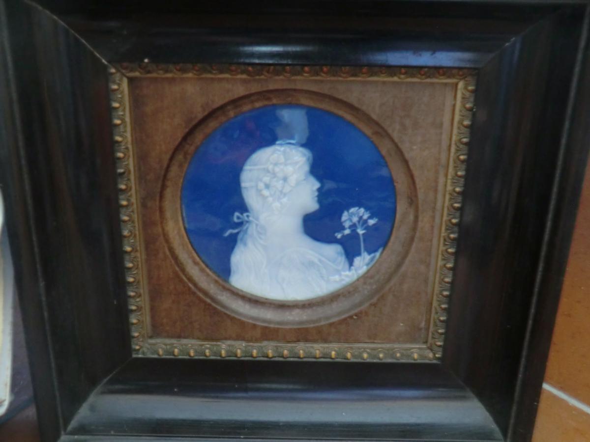 Camille Tharaud Limoges Enamels Medal