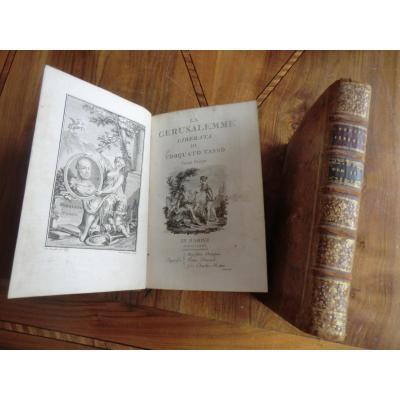 Livres La Gerusalem Liberata Di Torquato Tasso 1771