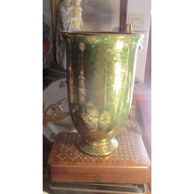 Grand Vase Sevres Mazeaud Et Faverot