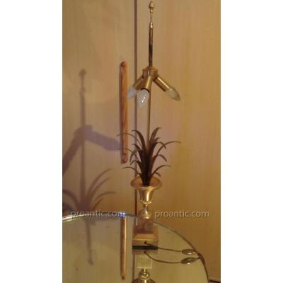 Grande Lampe Ananas Maison Charles Paris
