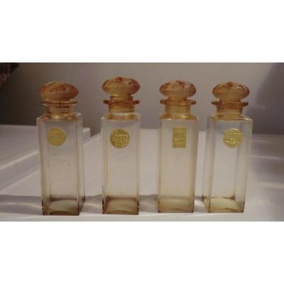 Flacons A Parfum Coty Paris